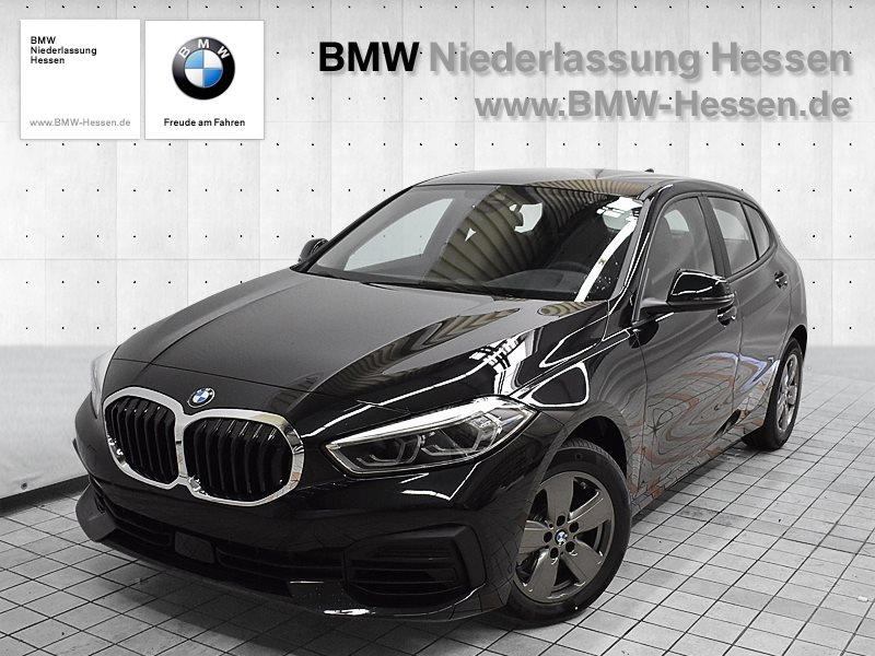 BMW 118i Advantage DAB LED PDC Tempomat Klimaaut., Jahr 2020, Benzin