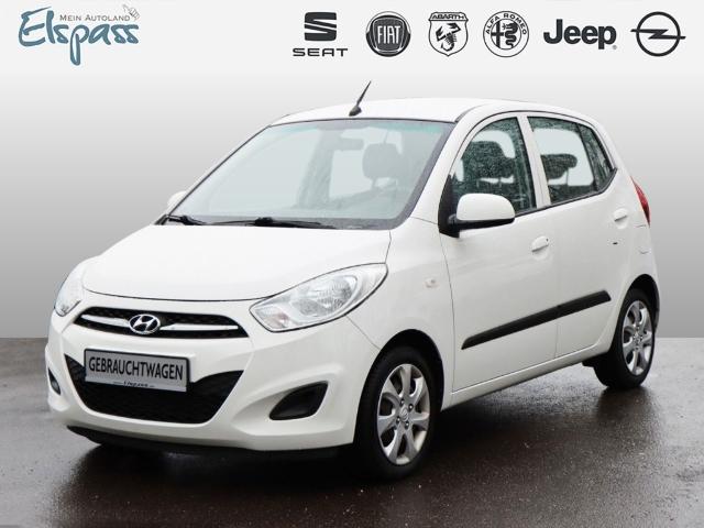 Hyundai i10 5 Star Edition 1.1 KLIMAANLAGE USB MP3 AUX, Jahr 2013, Benzin