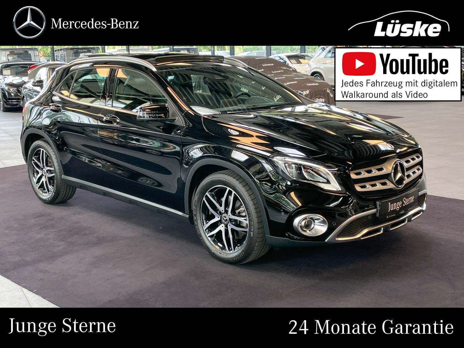 Mercedes-Benz GLA 250 finanzieren