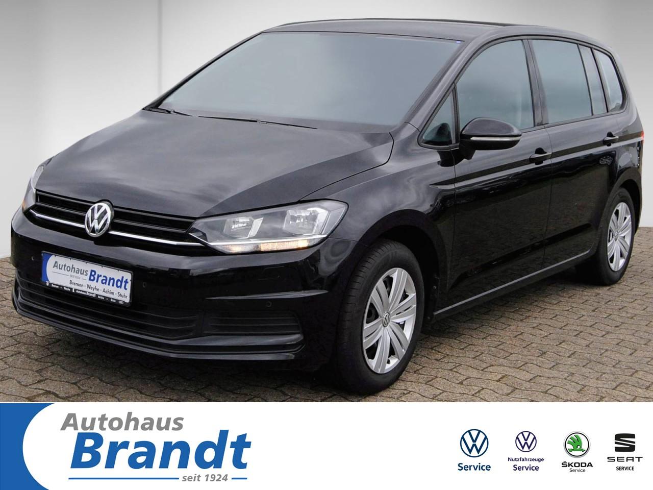 Volkswagen Touran 1.6 TDI NAVI*CLIMATRONIC*PDC*SHZ Klima, Jahr 2016, Diesel