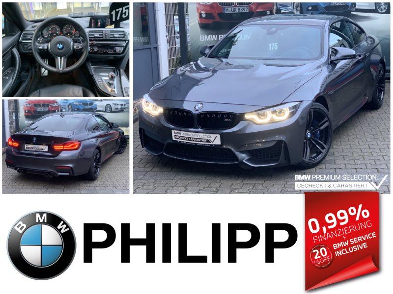 BMW M4 Coupé M Competition HUD LED Surround View, Jahr 2020, Benzin