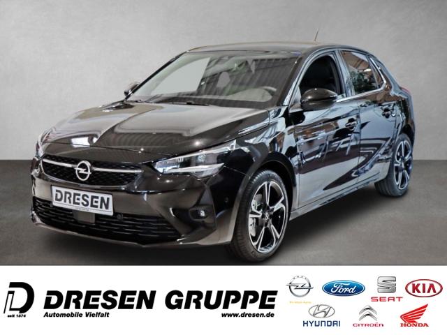 Opel Corsa F Ultimate 1.2 Turbo EU6d, Park & Go Premium, Klimaautomatik, Navigation, DAB+, uvm., Jahr 2021, Benzin