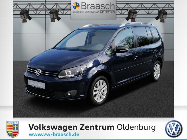 Volkswagen Touran 1.2 TSI Style 7-Sitzer, RCD 310, Jahr 2012, Benzin