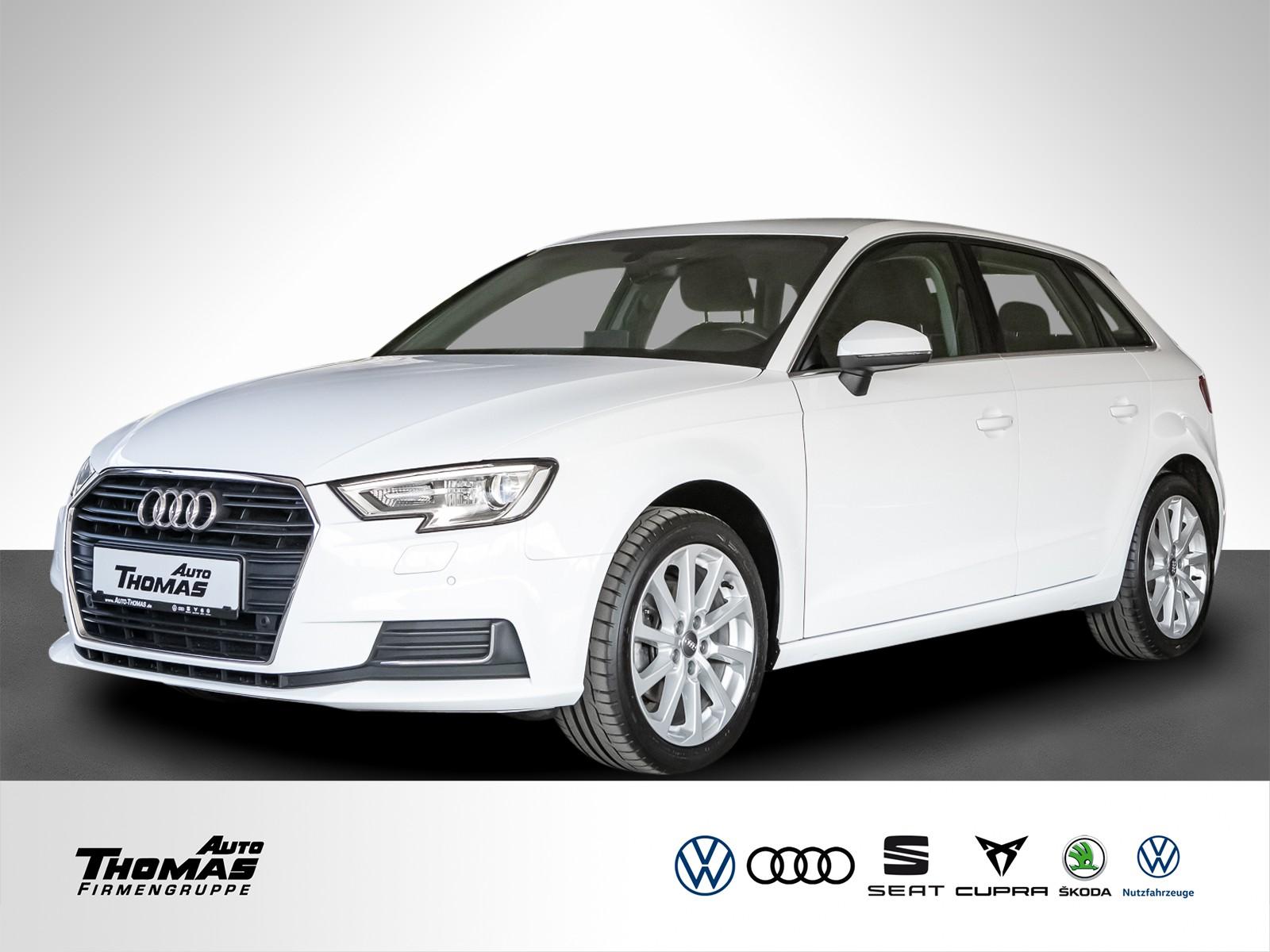 "Audi A3 Sportback ""Design"" 2.0 TDI S tronic XENON+AHK, Jahr 2017, diesel"