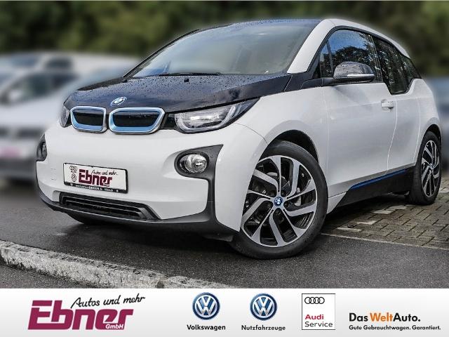 BMW i3 FAST CHARGE NP:45tEUR LED,NAVI,19'ALU,BLUETOO, Jahr 2015, Elektro