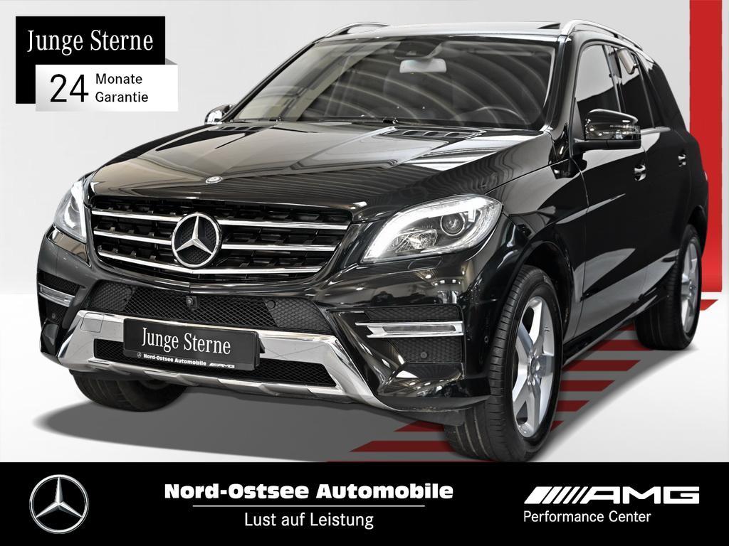 Mercedes-Benz ML 250 BT 4M AMG+AHK+COMAND+Park-Pilot+SHD+SHZ+, Jahr 2014, Diesel