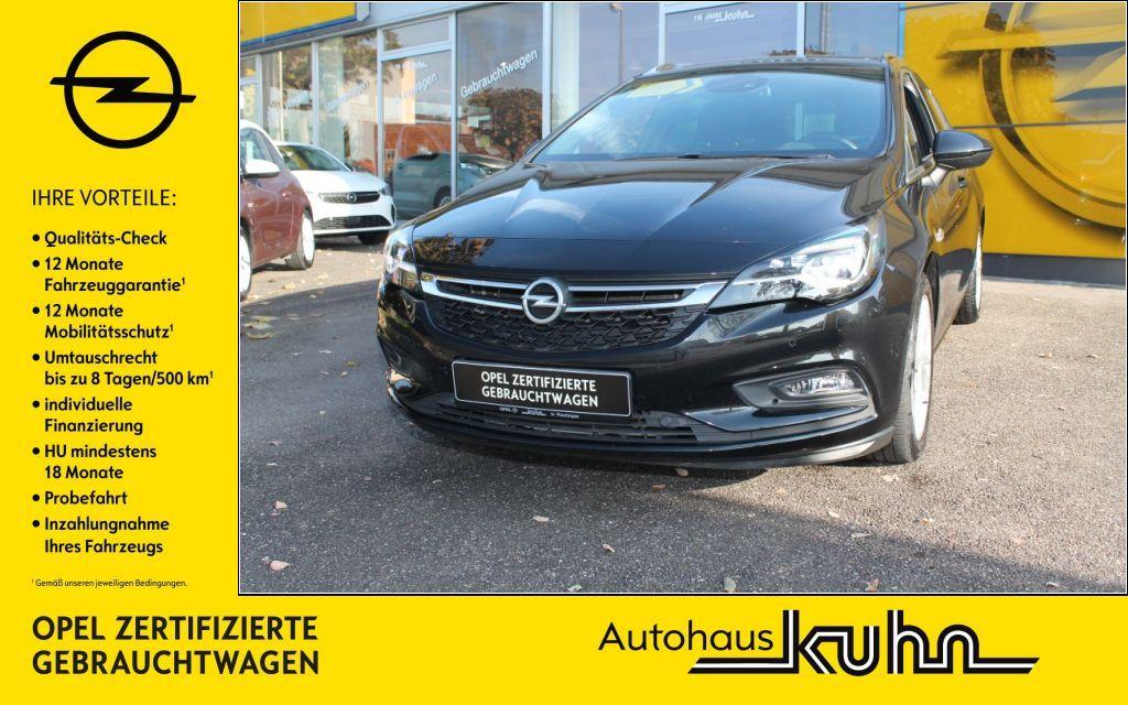 Opel Astra 1.4 Turbo Automatik Sports Tourer Dynamic, Jahr 2016, Benzin