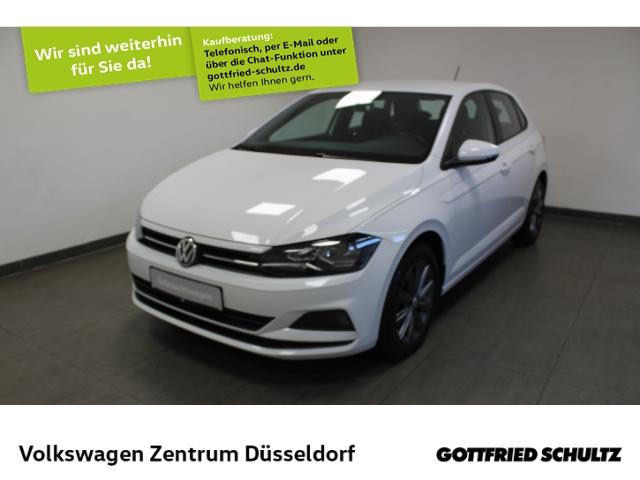 Volkswagen Polo Comfortline *ALU*Klima*Radio*, Jahr 2018, Benzin