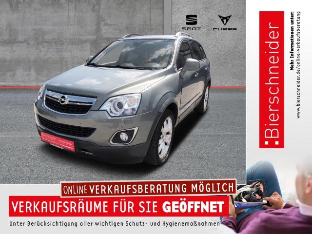 Opel Antara 2.2 CDTI 4x4 Cosmo AHK Navi Xenon Leder Bluetooth, Jahr 2013, Diesel