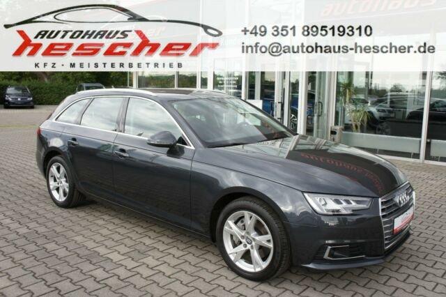 Audi A4 3,0 TDI Avant sport S-tronic*LED*NAVI*AHK*EU6, Jahr 2016, Diesel