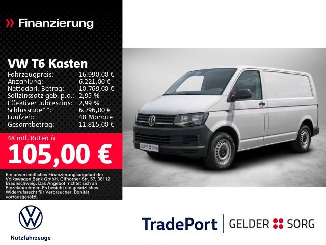 Volkswagen T6 Kasten 2.0 TDI *ParkPilot*Radio*kR*, Jahr 2016, Diesel