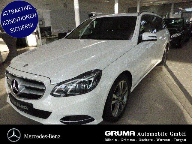 Mercedes-Benz E 220 CDI T Avantgarde AHZV+LED+NAVI+PARKTRONIC+, Jahr 2014, Diesel