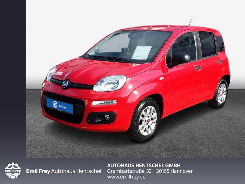 Fiat Panda 1.2 More, Jahr 2018, Benzin