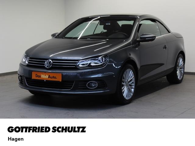 Volkswagen Eos 1,4 TSI XEN+NAV+KEYLESS+SHZ+KLIMAAUT. CUP, Jahr 2014, Benzin
