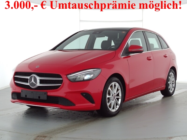 Mercedes-Benz B 220 d Progressive+Navi-Premium+Pano-D+LED+Business-P., Jahr 2019, Diesel