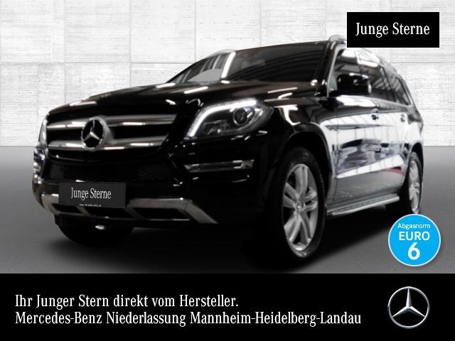 Mercedes-Benz GL 350 4M BT 360° Stdhzg Pano Harman COMAND ILS, Jahr 2015, Diesel