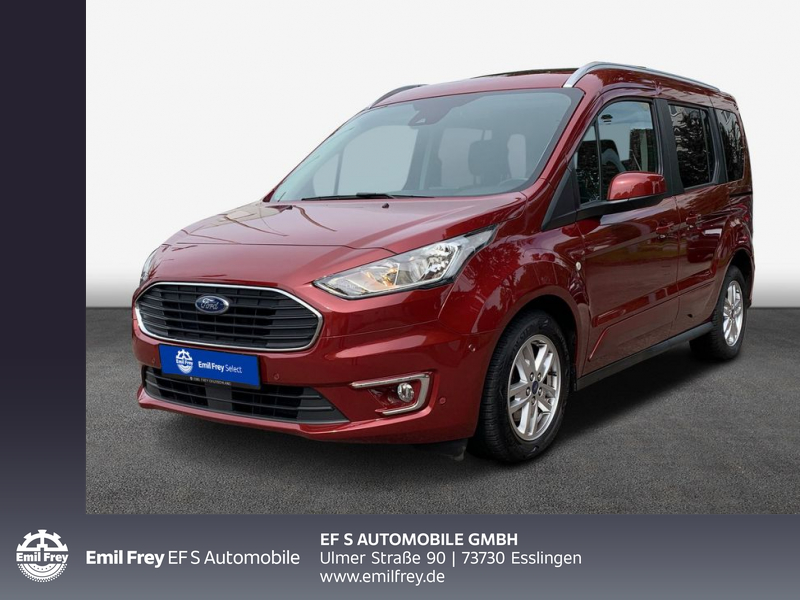 Ford Tourneo Connect 1.0 EcoBoost Start-Stop Titanium, Jahr 2018, Benzin