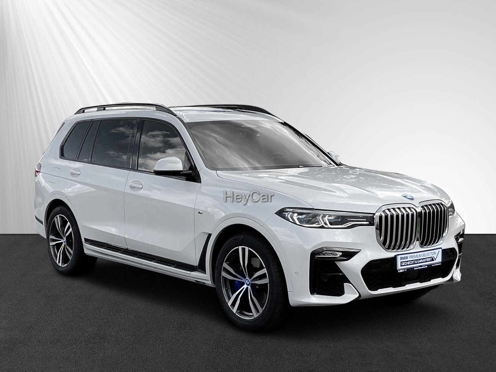 BMW X7 xDrive30d M-Sport AHK Leas. ab 979,- br.o.Anz, Jahr 2019, Diesel