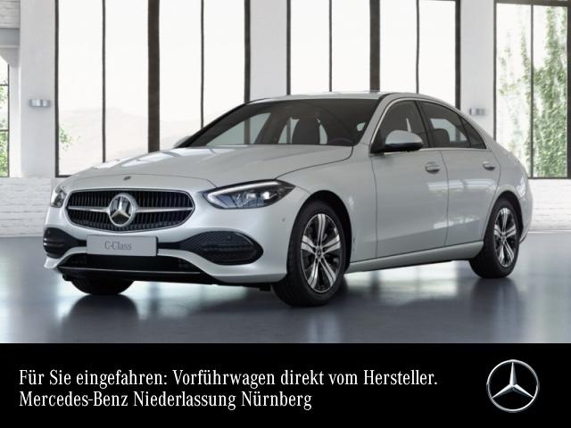 Mercedes-Benz C 200 Avantgarde LED Kamera Spurhalt-Ass Totwinkel, Jahr 2021, Benzin