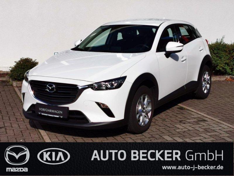 Mazda CX-3 2018 SKYACTIV-G 121 FWD 89 kW (121 PS) Center-Line, Jahr 2019, Benzin