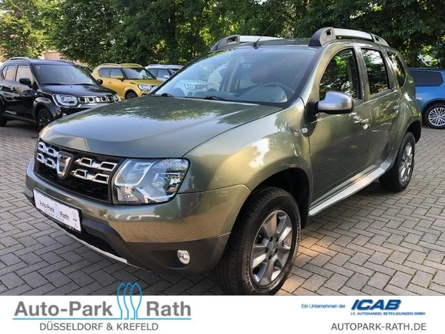 Dacia Duster Prestige 4x2*NAVI*KLIMA* LEDER*SHZ*TFL*, Jahr 2014, Benzin