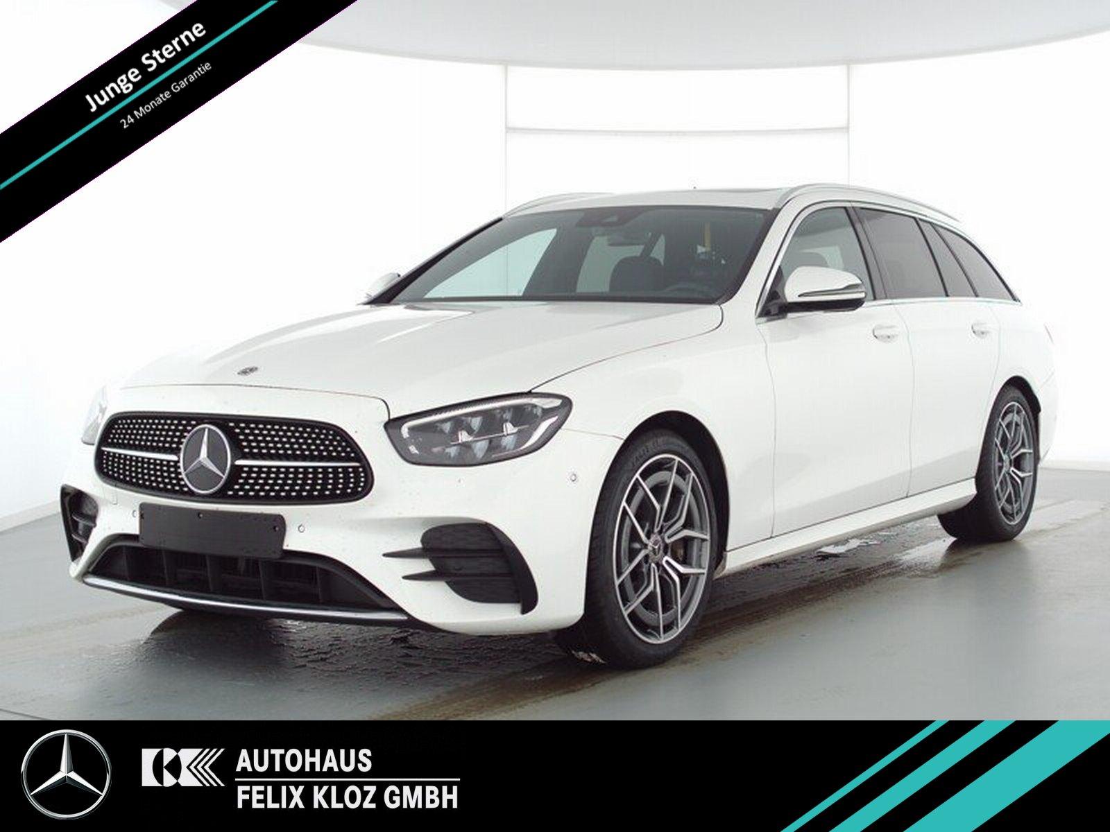 Mercedes-Benz E 300 T AMG Line*MBUX High-End*Kamera*Schiebed.*, Jahr 2020, Benzin