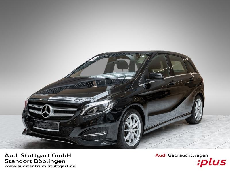 Mercedes-Benz B 250 Edition B Pano Leder LED Parklenk Kamera, Jahr 2017, Benzin