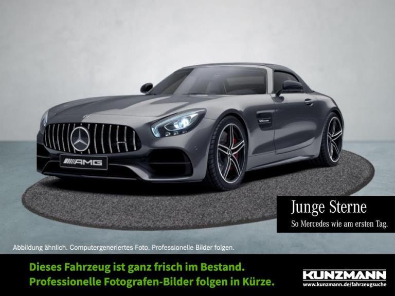 Mercedes-Benz AMG GT C Night Comand Distronic Sitzklima Memory, Jahr 2018, Benzin