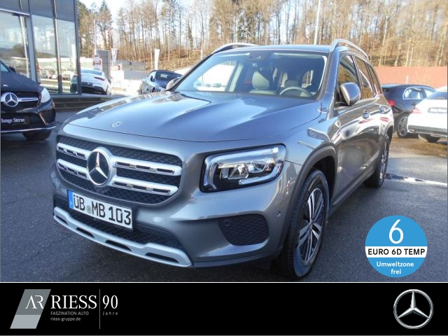 Mercedes-Benz GLB 200 STYLE LED MBUX AHK KAMERA EASY.P BUSINES, Jahr 2020, Benzin