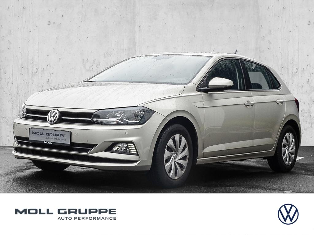 Volkswagen Polo 1.0 TSI Comfortline Klima PDC Sitzheizung, Jahr 2018, Benzin