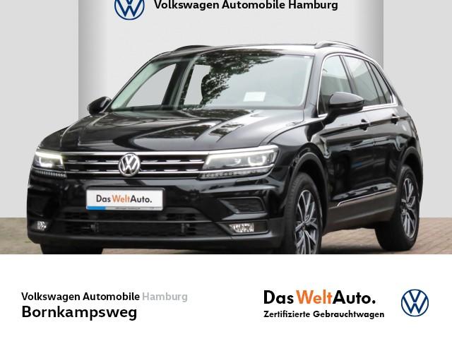 Volkswagen Tiguan 1.5 TSI Comfortline AHK/NAVI/LED, Jahr 2020, Benzin