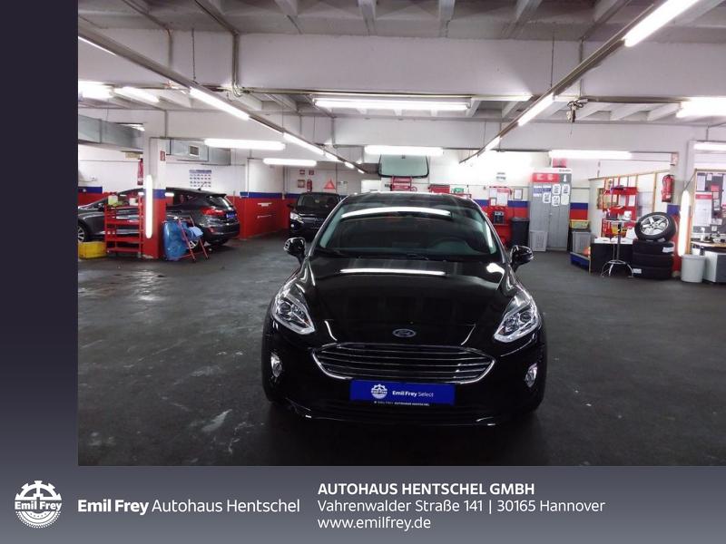 Ford Fiesta 1.0 EcoBoost S&S Aut. TITANIUM, Jahr 2021, Benzin