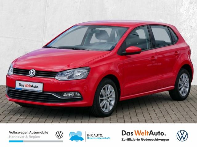 Volkswagen Polo 1.0 Comfortline Klima PDC LM, Jahr 2017, Benzin