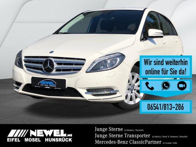Mercedes-Benz B 200 CDI BE *PDC*BI-XENON*ILS*MEMORY*NAVI*AHK**, Jahr 2013, Diesel