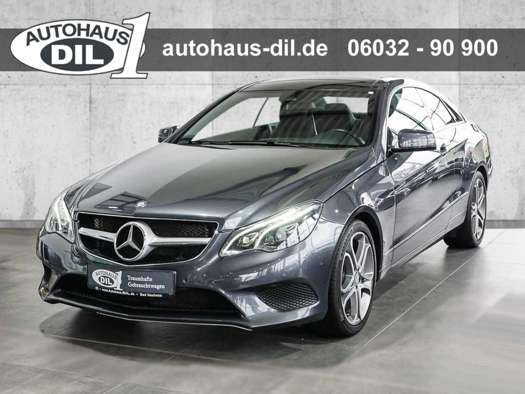 Mercedes-Benz E 400 Coupe 7G-TRONIC *1.Hd.* Panorama*COMAND*, Jahr 2014, Benzin