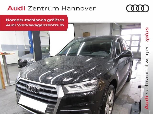 Audi Q5 2.0 40 TDI sport virtual AHK LED Alcant. Kamera, Jahr 2019, Diesel