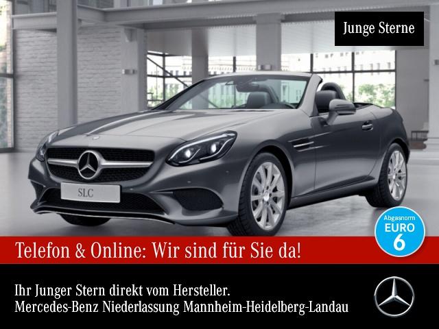 Mercedes-Benz SLC 250 d Pano Distr. ILS LED Airscarf Navi PTS 9G, Jahr 2016, Diesel