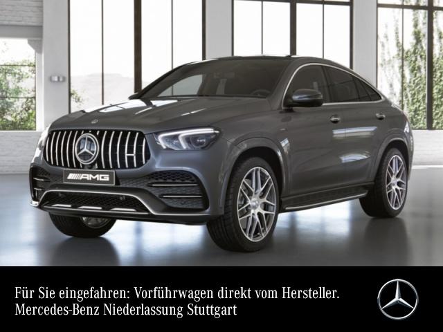 Mercedes-Benz GLE 53 4MATIC Coupé Sportpaket Bluetooth Navi LED, Jahr 2021, Benzin