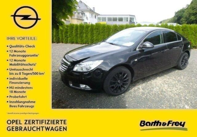 Opel Insignia 2.0 CDTI Edition *Navi *SHZ *LHZ, Jahr 2013, Diesel