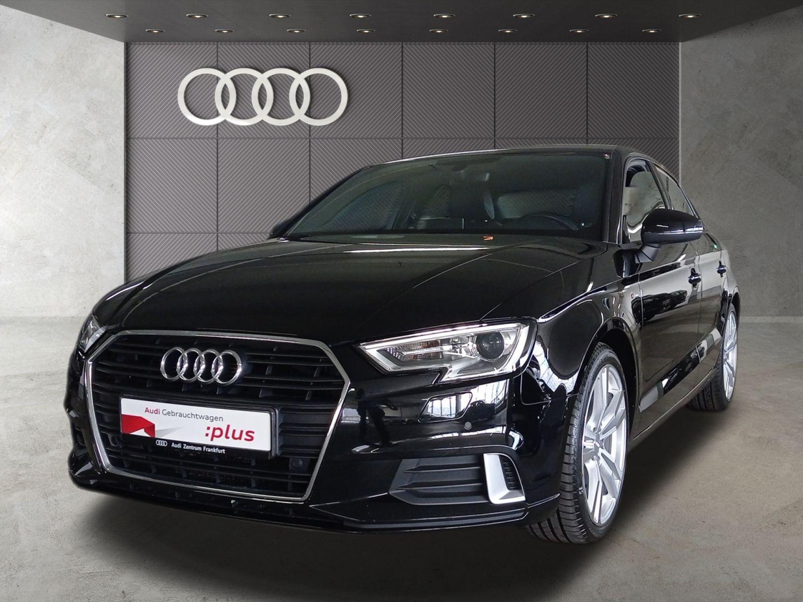 Audi A3 Limousine 1.0 TFSI S Line S tronic Navi Xenon PDC Sitzheizung, Jahr 2018, Benzin