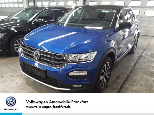"Volkswagen T-Roc 1.5 TSI Style Navi Alu17"" Anschlußgarantie, Jahr 2020, petrol"