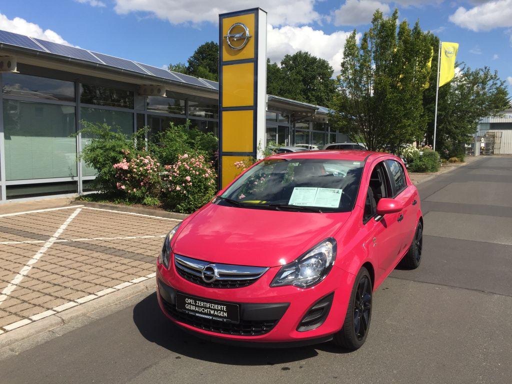 Opel Corsa 1.4 16V Active, Jahr 2013, Benzin