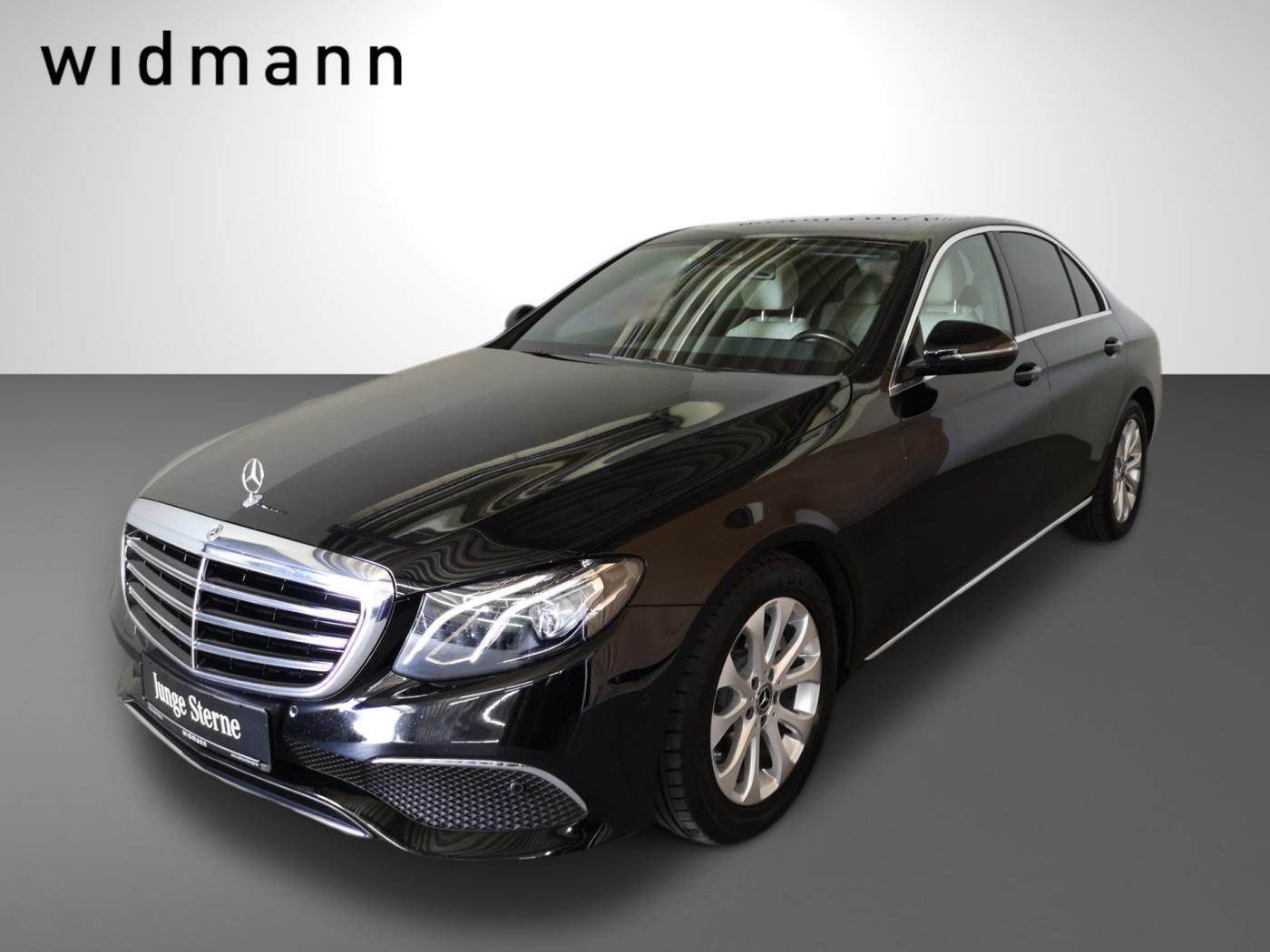 Mercedes-Benz E 300 d Exclusive*Comand*Sitzklima*AHK*Schiebed, Jahr 2019, Diesel