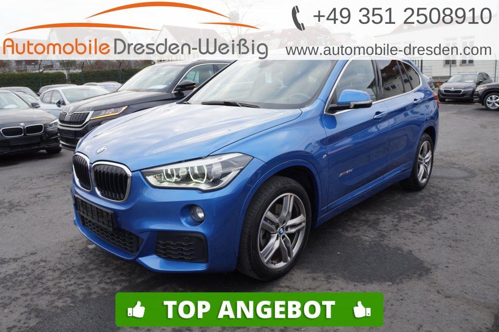 BMW X1 xDrive 20 d M Sport*Navi*Kamera*AHK*DAB*, Jahr 2017, Diesel