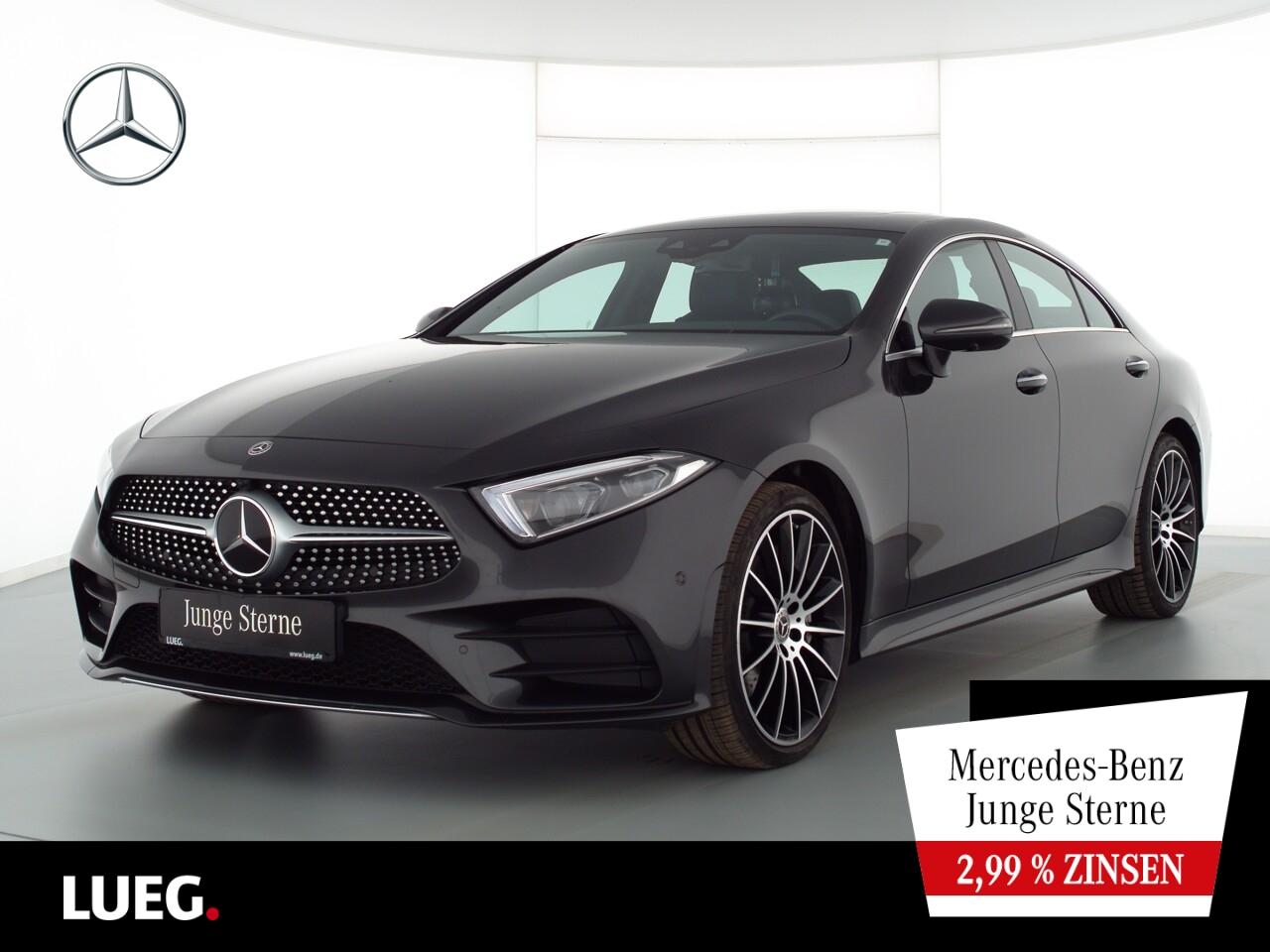 Mercedes-Benz CLS 450 4M AMG+COM+SHD+Burm+Mbeam+Airm+Distr+360, Jahr 2019, Benzin