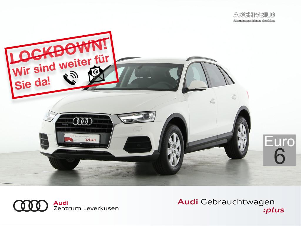 Audi Q3 1.4 TFSI ultra, Jahr 2017, Benzin