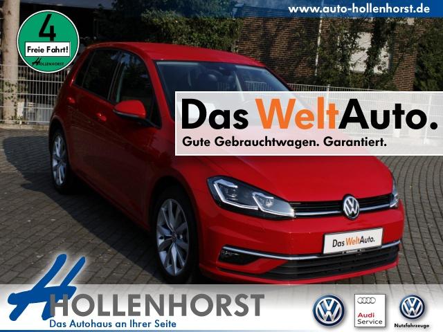 Volkswagen Golf VII 1.4 l TSI BMT Highline NAVI PDC Bluetooth, Jahr 2017, Benzin