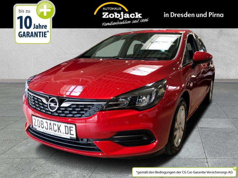 Opel Astra-K 5-trg. Elegance 1.2T LED,SHZ,DAB+, Jahr 2020, Benzin