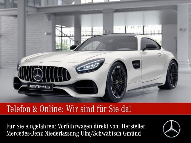 Mercedes-Benz AMG GT C Bluetooth Navi LED Vollleder Klima, Jahr 2021, Benzin