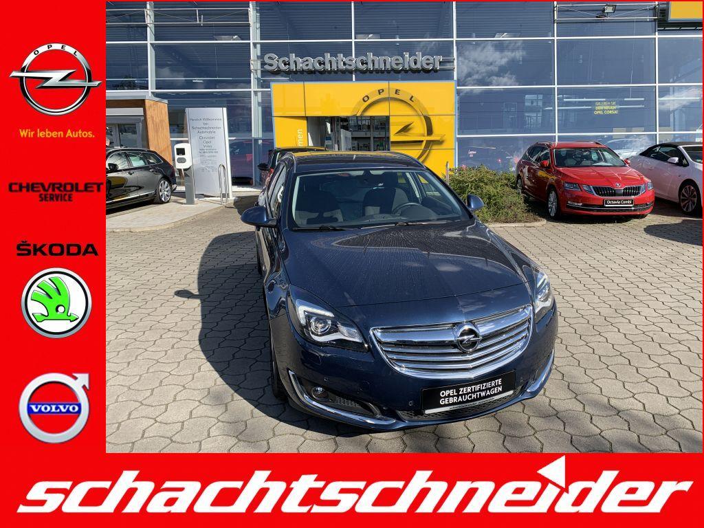 Opel Insignia 2.0 CDTI ST Edition+Navi+Klimaaut+PDC+, Jahr 2013, Diesel